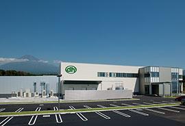 富士山工場外観写真